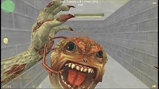 Counter Strike 1.6: Zombie Escape - Parkour   World War
