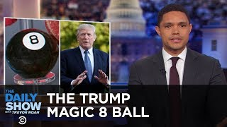 The National Toy Hall of Fame & The Trump Magic 8 Ball | The Daily Show