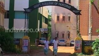 Government Nursing College, Thiruvananthapuram