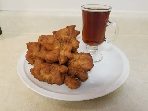 Chornake Pasty / Ethiopian Food