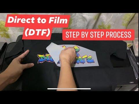 DTF Digital PET Heat Transfer Film