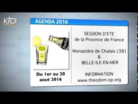 Agenda du 1er juillet 2016