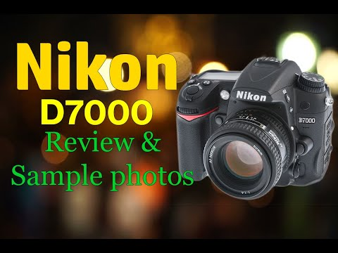 Nikon D7000 DSLR camera Review in 2018 with Sample Photos
