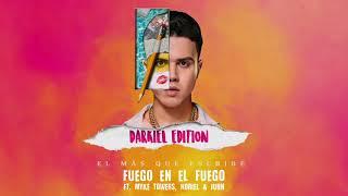 Darkiel Ft. Myke Towers, Noriel, Juhn   Fuego En El Fuego Remix