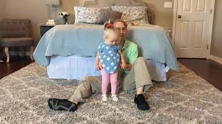 #98 Teach your Child Standing Balance: Exercises for a Baby with Low Tone
