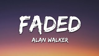 Alan Walker   Faded (Lyrics)