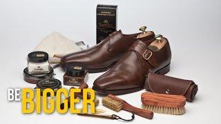 Уход за обувью. Крем для обуви и другая косметика. (Запись вебинара)