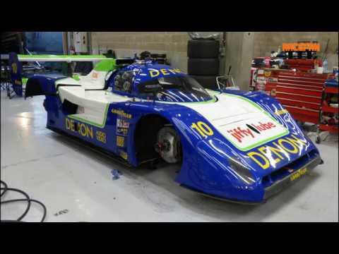 Spice SE92P Chevrolet 1992 Group C Spa Francorchamps 2018