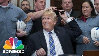 How President Donald Trump's Tariffs Affect GOP-Related Stocks | CNBC