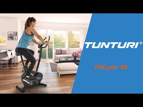 Promovideo: Rotoped TUNTURI Fitcycle 30