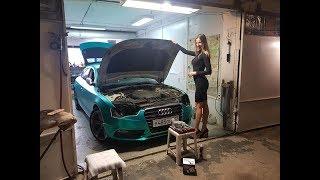 Ауди Audi A5. Г**но в зеленой обертке?