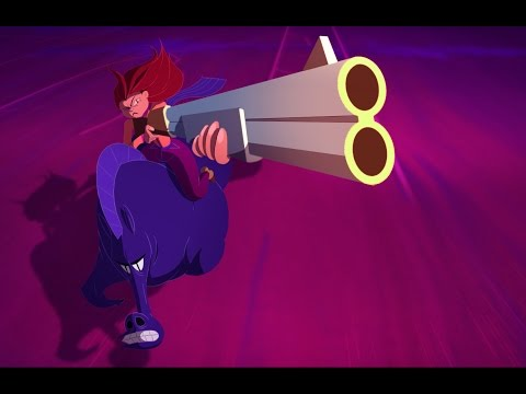 MORTAL BREAKUP INFERNO - Animation Short Film 2014 - GOBELINS