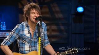 Boys Like Girls - Two Is Better Than One (AOL Music Session) HD