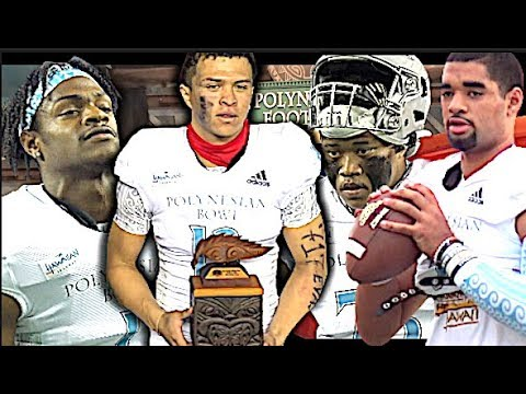 Polynesian Bowl 2020 | Many of the Nation's Top Players Show Out at Aloha Stadium