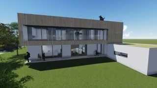 Video - Projekt rodinného domu v Rakúsku