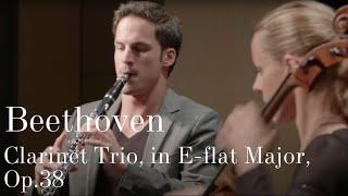 Ludwig v. Beethoven: Trio op. 38 / Andreas Ottensamer, Sol Gabetta, Dejan Lazić  (live)