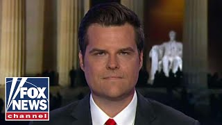 Rep. Gaetz speaks out after receiving threatening messages