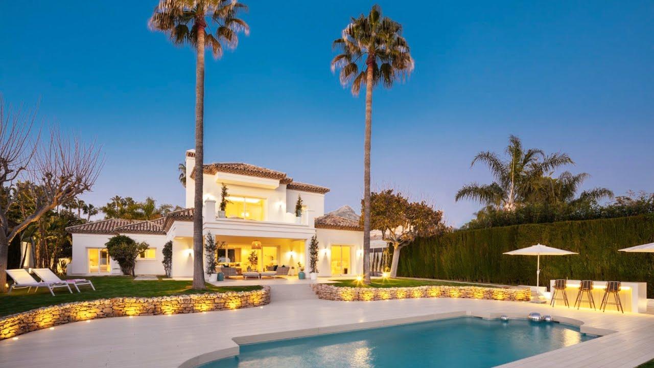 Uitzonderlijke moderne luxe villa, La Cerquilla, Marbella