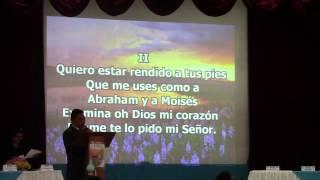 Soy un Maestro Coro Lema Congreso Escuela Dominical Dist. 16 2015