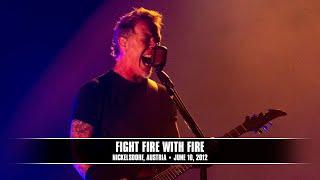 Металл-группа Металлика, Metallica - Fight Fire With Fire (Live - Nickelsdorf, Austria) - MetOnTour
