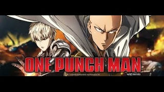 One Punch Man AMV To The Ends Of The Earth (NWTB)