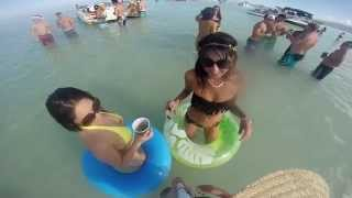 preview picture of video 'Kaneohe SandBar 12082013'