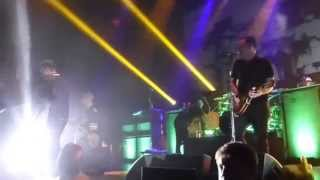 Dropkick Murphys - Which Side Are You On? [The Almanac Singers cover] (Houston 03.02.14) HD
