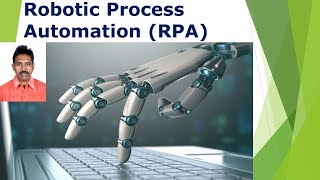 What is Robotic Process Automation (RPA) Telugu