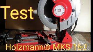 Holzmann® Metalltrennsäge MKS180