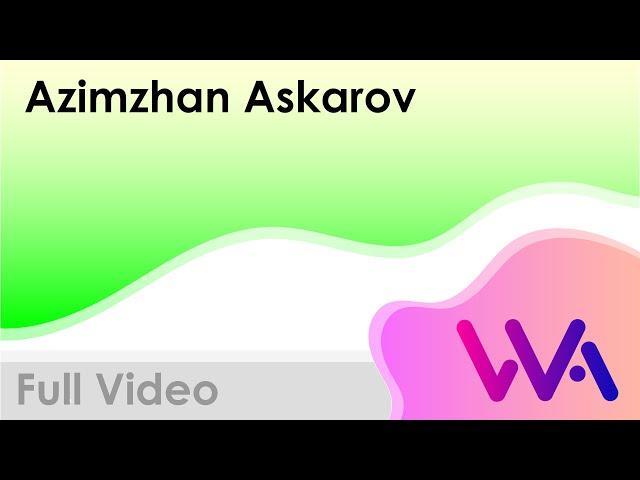 Wymowa wideo od Askarov na Angielski