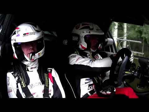 WRC - Neste Rally Finland 2019: Onboard compilation