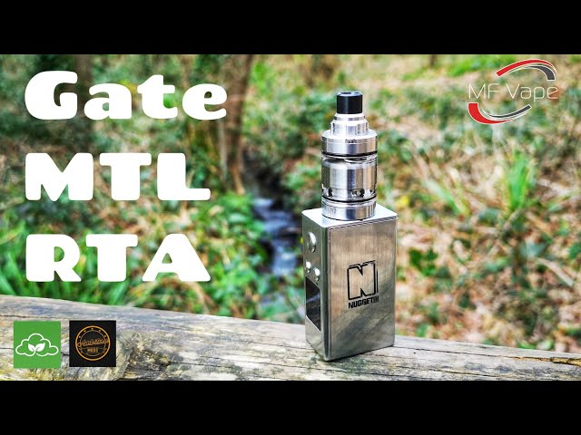 Gate MTL RTA by Ambition Mods - Review and Rebuild