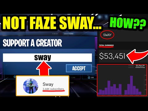 """He Made THOUSANDS Off Code """"Sway""""! Does Epic NEED To Fix SAC?"""