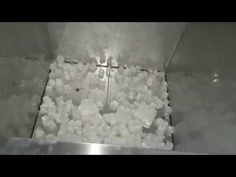 550 Kg/day Commercial Ice Cube Machine
