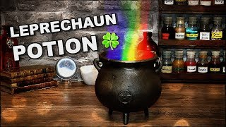 How To Summon A Leprechaun With A Potion