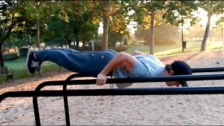 Workout Skills on Kenguru Park 2016
