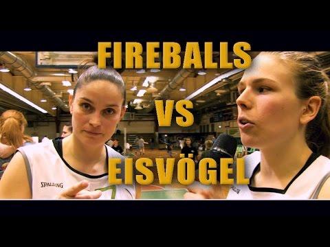 Damen Basketball Bundesliga: Bad Aibling Fireballs vs Eisvögel Freiburg (20. Spieltag 2016/2017)
