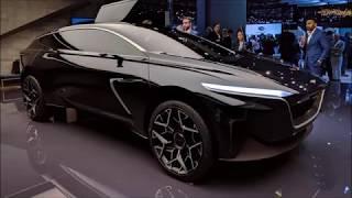 Lagonda All Terrain Concept УДИВИТЕЛЬНЫЙ БУДУЩИЙ ВНЕДОРОЖНИК \ AWESOME THE FUTURE SUV