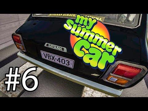 My Summer Car | #6 Technická! + Save [CZ/1080p]