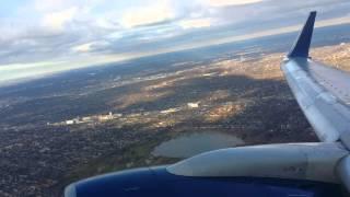 Delta Boeing 757-200 Flight 1187 Minneapolis departure. 3.19.16