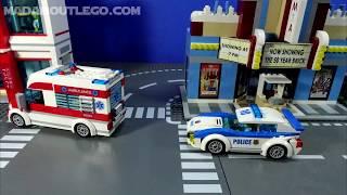 LEGO Town Tipper Truck 622