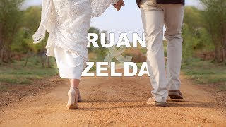 Ruan and Zelda's Wedding Video | Vintage Yard in Parys