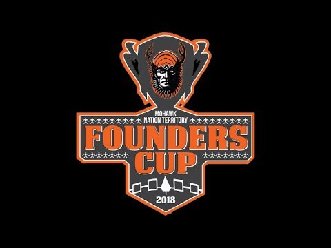 2018 Founders Cup - Game 7: Saskatchewan SWAT vs Mohawk Medicine Men; August 15th, 2018