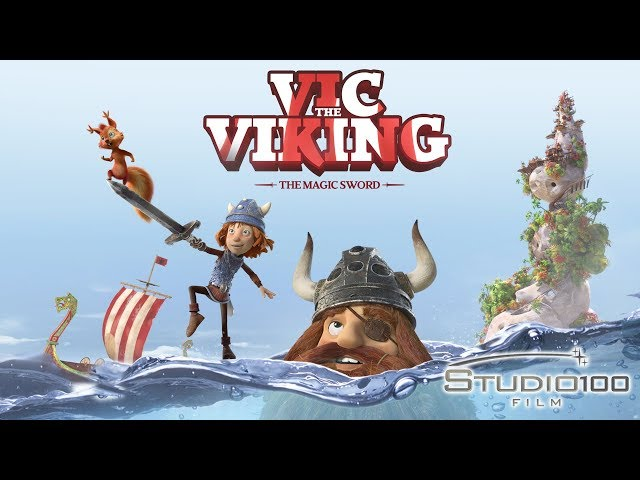 Vic the Viking - The Magic Sword - Int'l Trailer