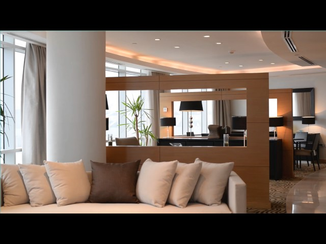 Le Meridien - Cairo Air Port- Video & Photos