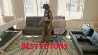 Best Futons (I Bought Them All Online, Not Sponsored Ikea Vs. Walmart Vs. Coddle)