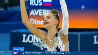 Российские гимнастки покорили судей и зрителей на чемпионате мира в Италии
