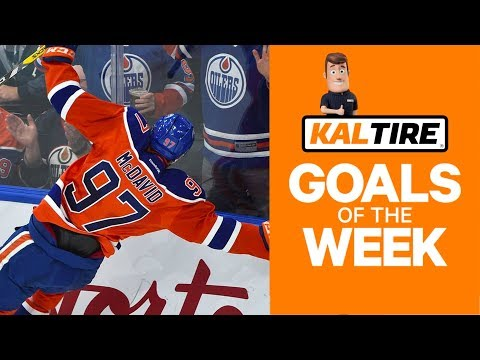 NHL Goals of the Week: Connor McDavid Powers His Way Through The Ducks