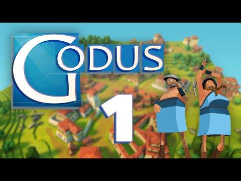 Godus #1 - I AM GOD (Walkthrough Gameplay 2.2)