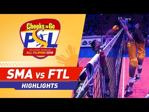 Highlights: Smart vs. F2 Logistics | PSL All-Filipino Conference 2018